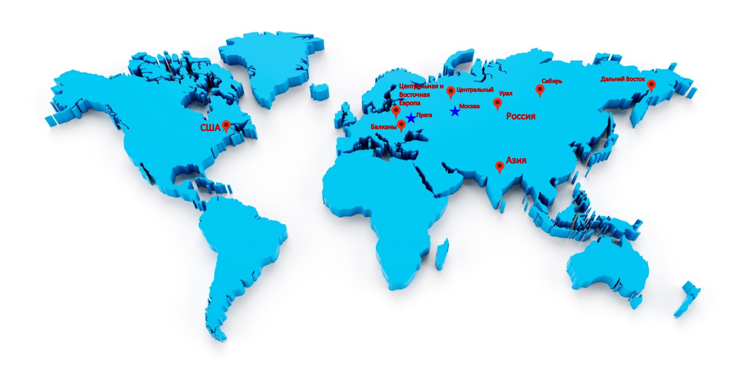 map ru
